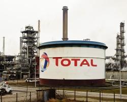 Чистая прибыль Total в I полугодии сократилась на 34%