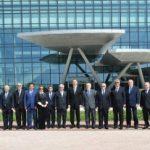 Президент Азербайджана открыл новое административное здание SOCAR
