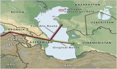 Каспийская конвенция повысила привлекательность Южного газового коридора