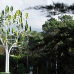 Fransada elektrik enerjisi istehsal edən ağac yaradılıb