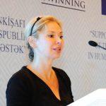 Malena Mard: EU supports reforms in Azerbaijan