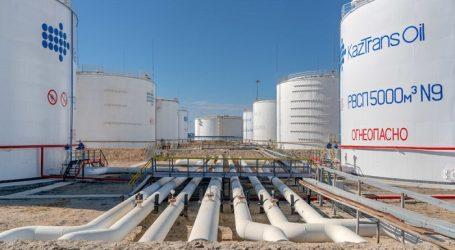 Казахстан восстановил транспортировку нефти в РФ в заданных технологических режимах
