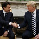Donald Tramp İtaliyanın Baş naziri ilə TAP layihəsini müzakirə edib