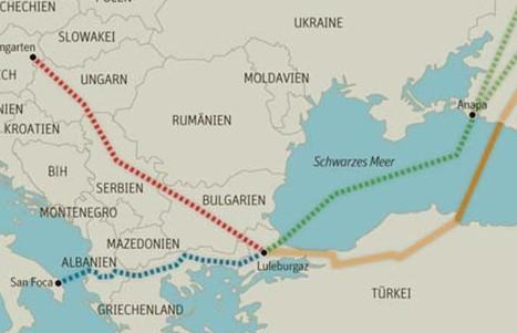 «Турецкий поток» пройдет через Болгарию