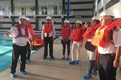 """""""Gazprom Neft""""in nümayəndələri SOCAR-ın təlim mərkəzləri ilə tanış olub"""