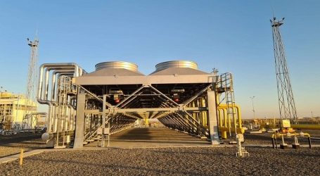 New Gas Compressor Station in Turkmenistan to Ensure Growth of Gas Supplies to China