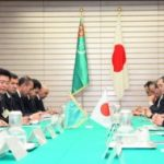 Japanese company received order for construction of gas chemical complex in Turkmenistan