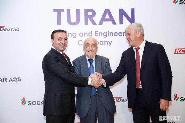 """""""Turan"""" qazma və mühəndislik şirkəti""""nin nizamnamə kapitalı açıqlandı"""