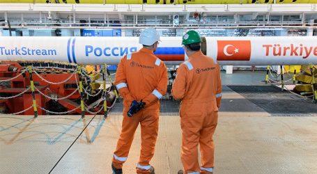 Газпром в январе-ноябре увеличил экспорт газа в Турцию на 20%
