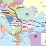 «Газпром» уложил около 38% морского участка «Турецкого потока»