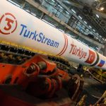 Construction of Underwater Part of Turkish Stream Completed