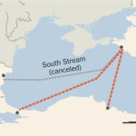 First gas to be transported via Turkish Stream in December 2016