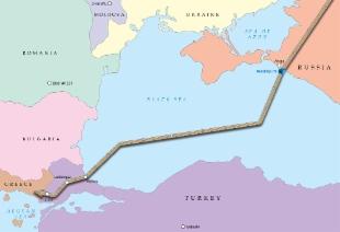 Газпром: европейцы сами построят продолжение Турецкого потока