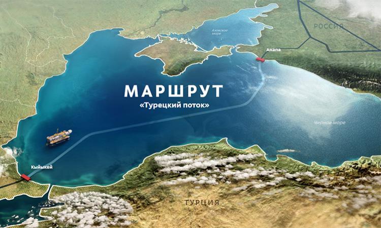 Венгрия заявила о готовности присоединиться к «Турецкому потоку»