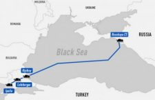 TurkStream gas pipeline laying in deep water commenced