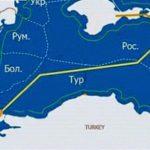 «Турецкий поток» дошел до границы Турции