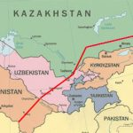Столкновения в Центральной Азии препятствуют планам Китая по газу