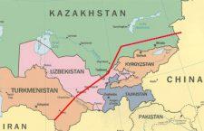 Китай обнародовал объемы импорта газа из Туркменистана