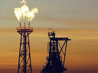 Decrease in gas production in Azerbaijan in January 2018