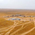 """""""Türkmənqaz"""" xarici tərəfdaşlarla birlikdə Qaraqumda benzin istehsalı zavodunun inşasına başlayıb"""