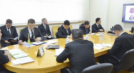 Туркменистан призвал арабских бизнесменов инвестировать в газовые проекты