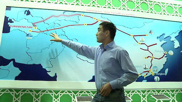 Пойдет ли в Европу газ из Туркмении и Узбекистана