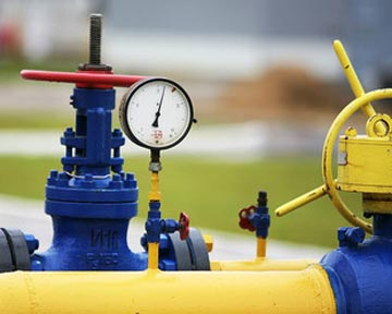 Gas resources in Ukraine's underground storages increased up to 14 billion cub.m.
