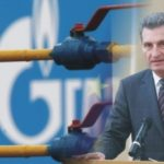 Gunter Oettinger says South Stream acceptable, but not priority project