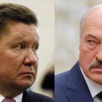 Газпром с 1 июля может перекрыть поставки газа в Белоруссию