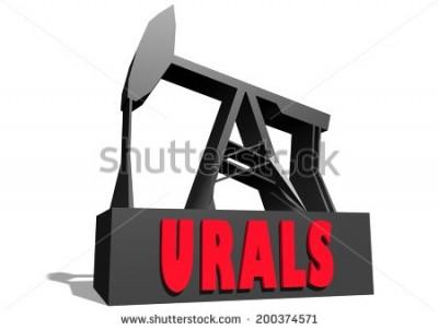 Средняя цена барреля нефти Urals в 2017г превысила $53