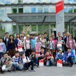 SOCAR işçilərinin uşaqları üçün Almaniyada yay düşərgəsi təşkil edilib