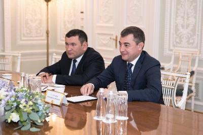 «Газпром» и «Узбекнефтегаз» обсудили ход разработки месторождения Шахпахты