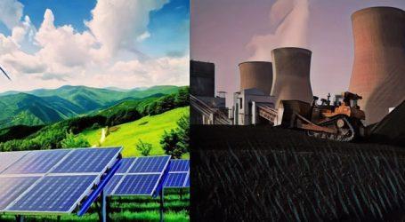 Почему «зеленая» энергетика не может победить угольную