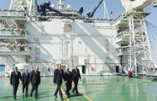 Şahdəniz-2 üçün yeni xidmət gəmisi istismara verildi