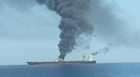 Взрывы на танкерах в Оманском заливе -детали