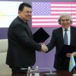 """Министры энергетики РК и США обсудили вопросы по """"Кашагану"""""""