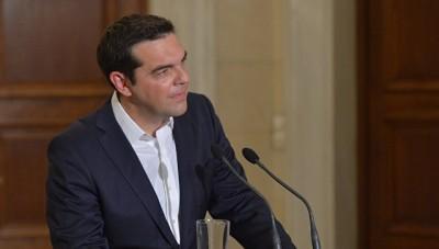 Yunanıstanın baş naziri TAP qaz kəmərini uğurlu layihə adlandırıb
