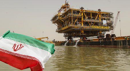Добыча Ирана на месторождении Южный Парс превысила 700 млн куб.м