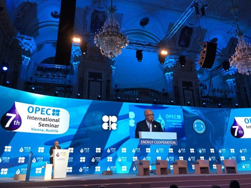 Zangeneh address at OPEC 7th International Seminar