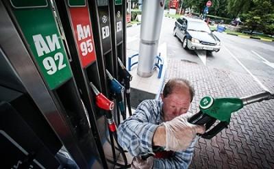 Рост цен на бензин в России ускорится в 2015 году